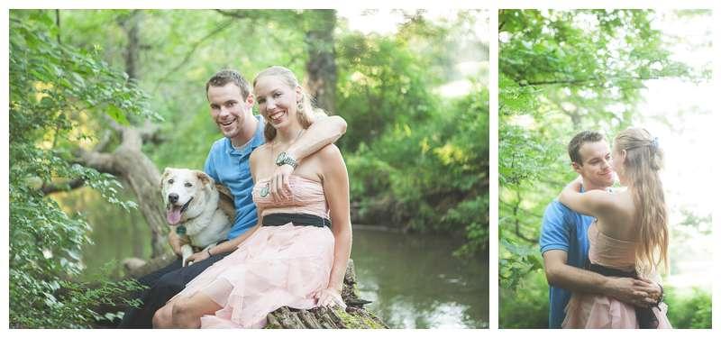 Engagement Session Kansas City Mo Photographer